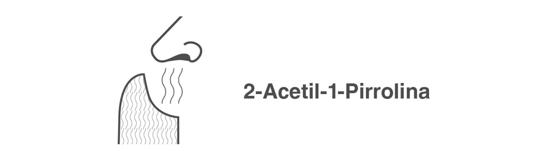 2-acetil-1-pirrolina